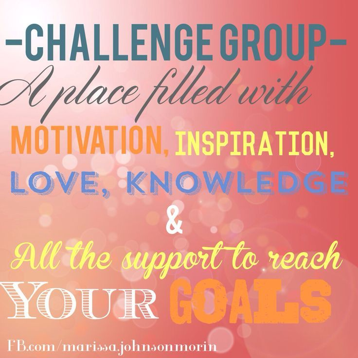 Challenge Group Survival Guide                                                                                                                                                     More