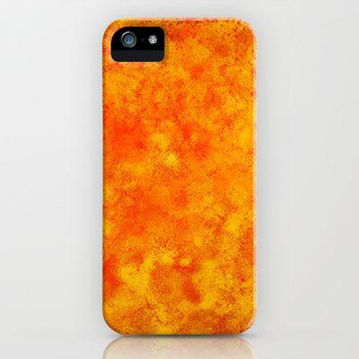 Hollowfield iPhone & iPod Case by Gréta Thórsdóttir - $35.00  #lava #samsung #lavafield #galaxy #hollow #coral #hot #iphone