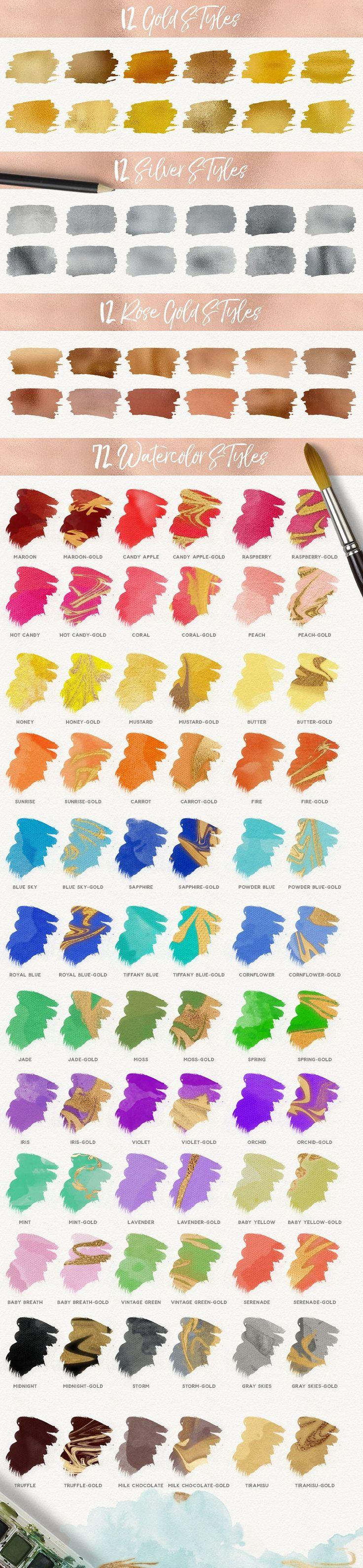 Mega Bundle Patterns and Textures - Textures - 2