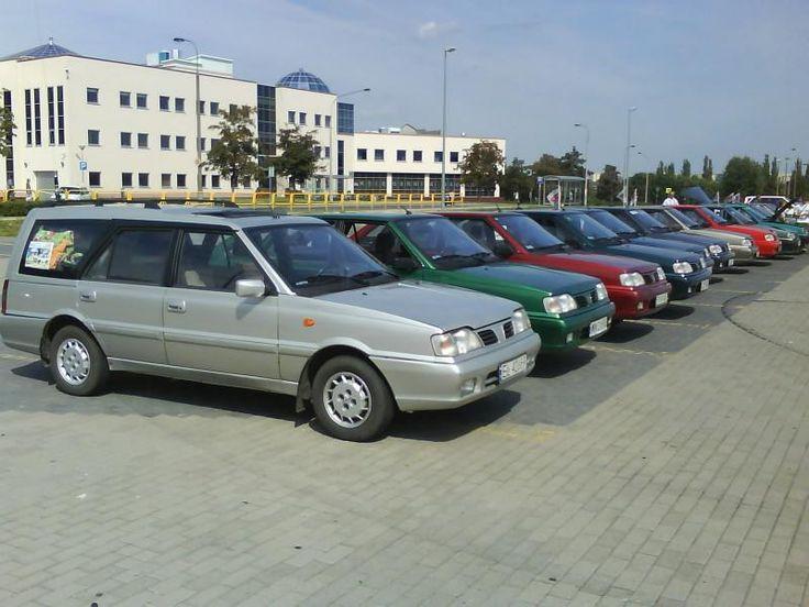 PolskaJazda » Wszystkie samochody » FSO » FSO Polonez Kombi