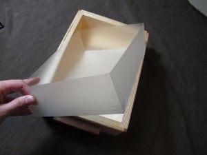DIY Reusable soap mold liner