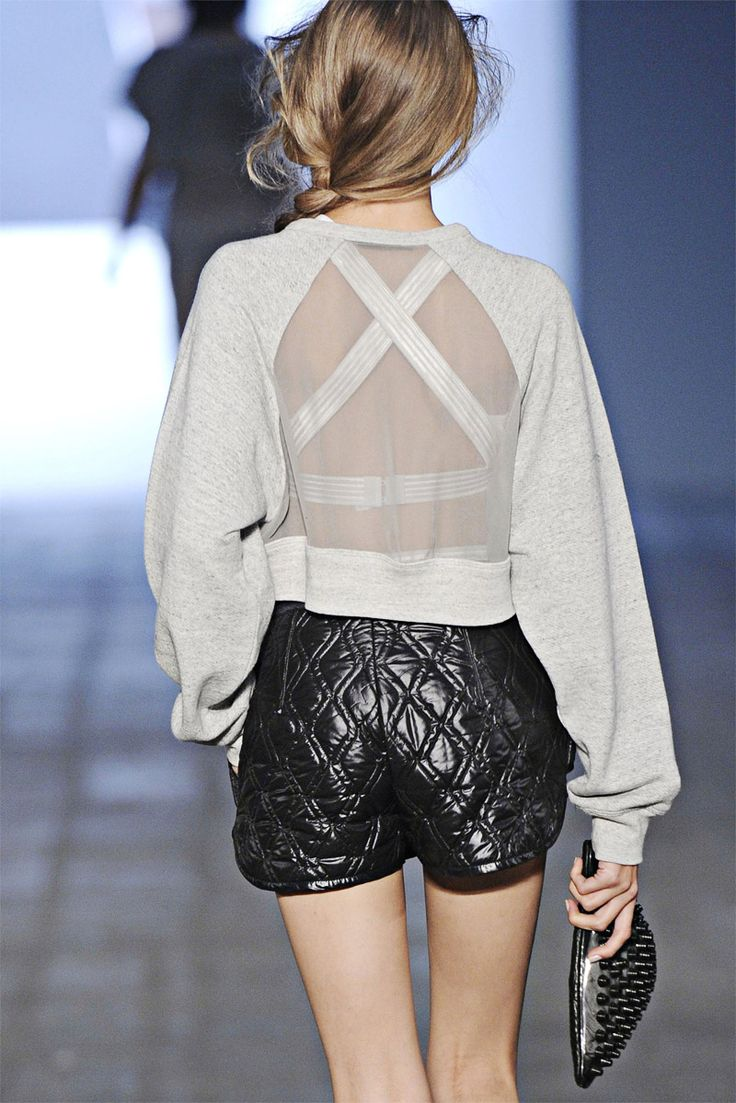 Alexander Wang. Amazing! those shorts