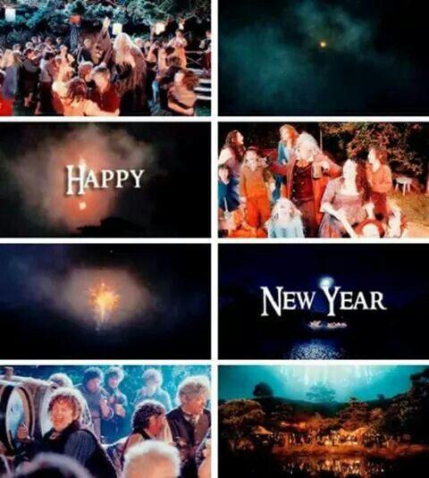 Hobbit New Year