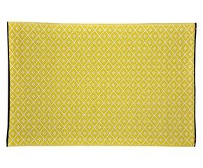 Kimberley Yellow Rug - 120 x 179cm