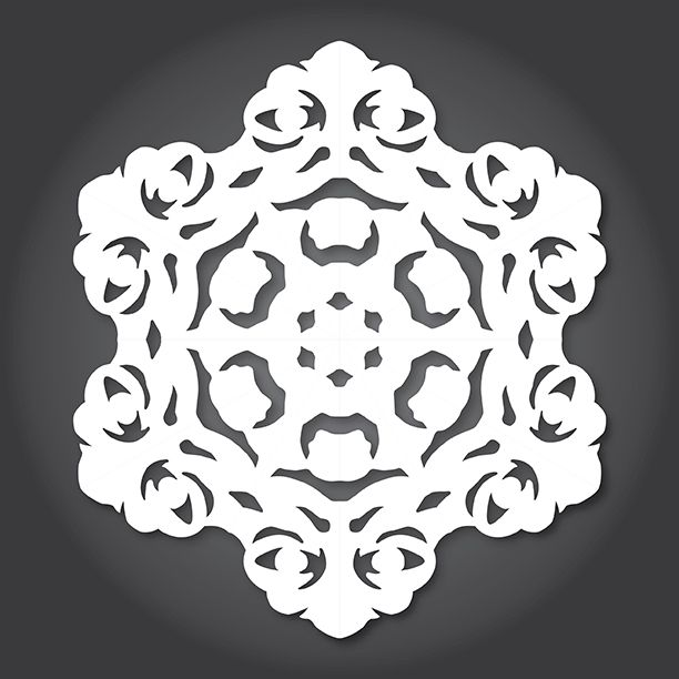 Best 25+ Star wars snowflakes ideas on Pinterest Cut out - snowflake template