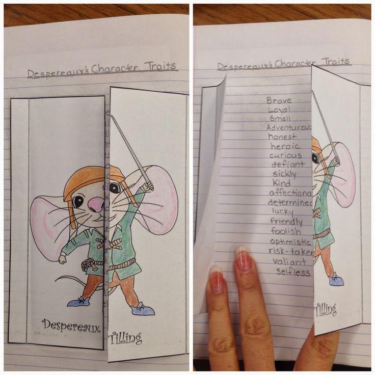 Lights, Camera, 4th Grade!  Interactive Notebook.