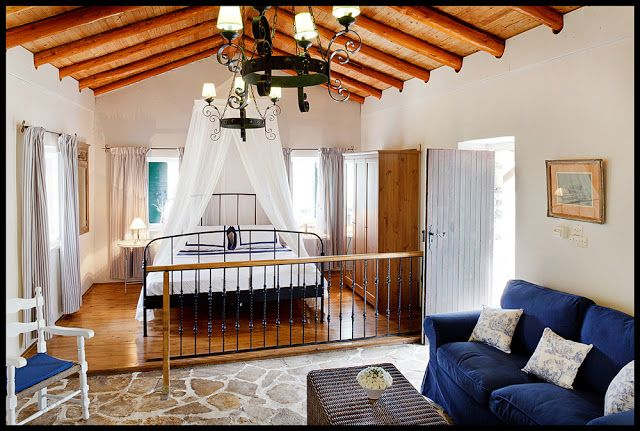 Unwind Your Soul And Mind By Staying In Stone House For Holiday At Paxos Island !