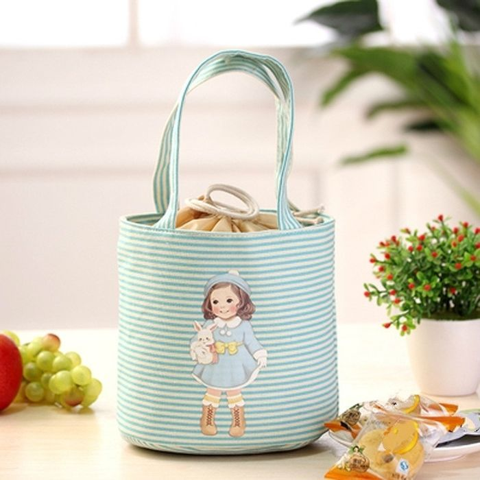 EU Doll Lunch Bag (Colour: Blue, Specification: 17 * 27cm): Bid: 7,81€ Buynow Price 7,81€ Remaining 05 dias 04 hrs 1.Size : 17*27cm 2.Beam…