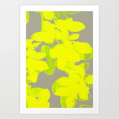 Joy  Art Print by Garima Dhawan - $18.00