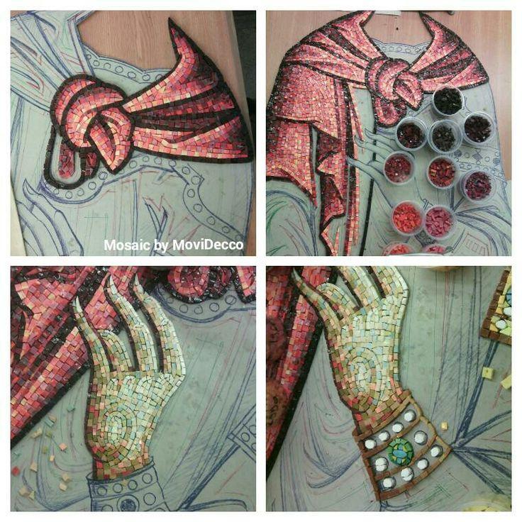 Mosaic journal #1
