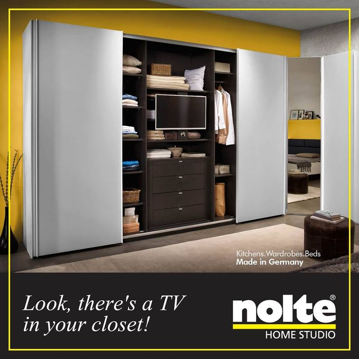 1000 images about nolte bedroom wardrobes on pinterest - Nolte home studio ...