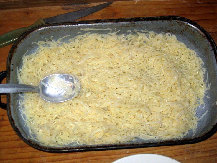Home-Made Noodles (Domáce Rezance)