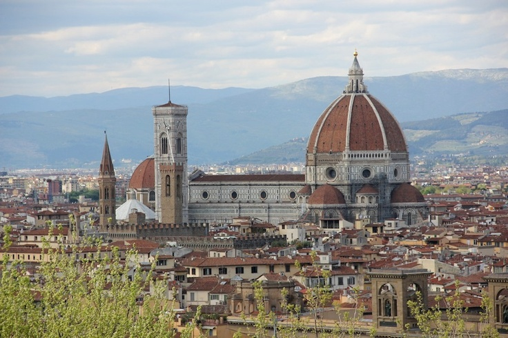 """Previous pinner (of whom I'm jealous!)""""  """"I took this photo yesterday - Glorious Spring in Florence""""Favorite Places, Florence Italy, Favourite Places, Fabulous Places, Glorious Spring, Photos Yesterday, Amazing Places, Beautiful Florence, Glorious Florence"""