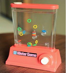 ウォーターゲーム