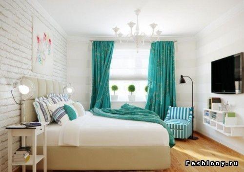 Маленькие уютные спальни!