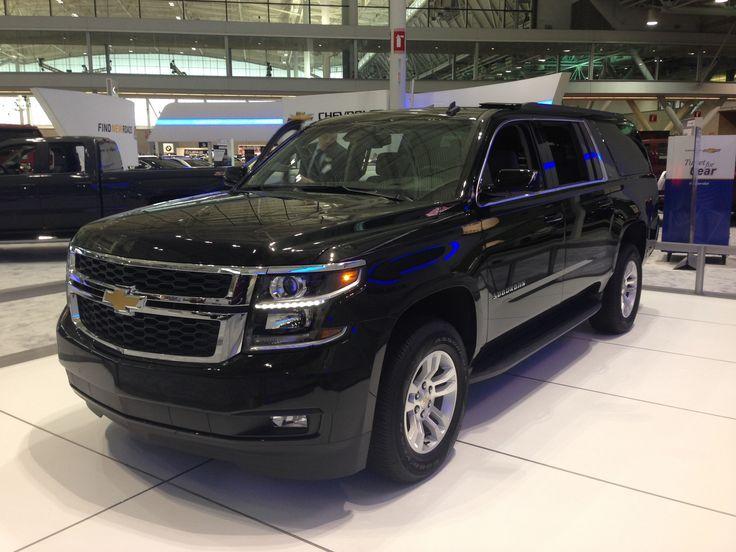 2015 Chevrolet Suburban Accessories