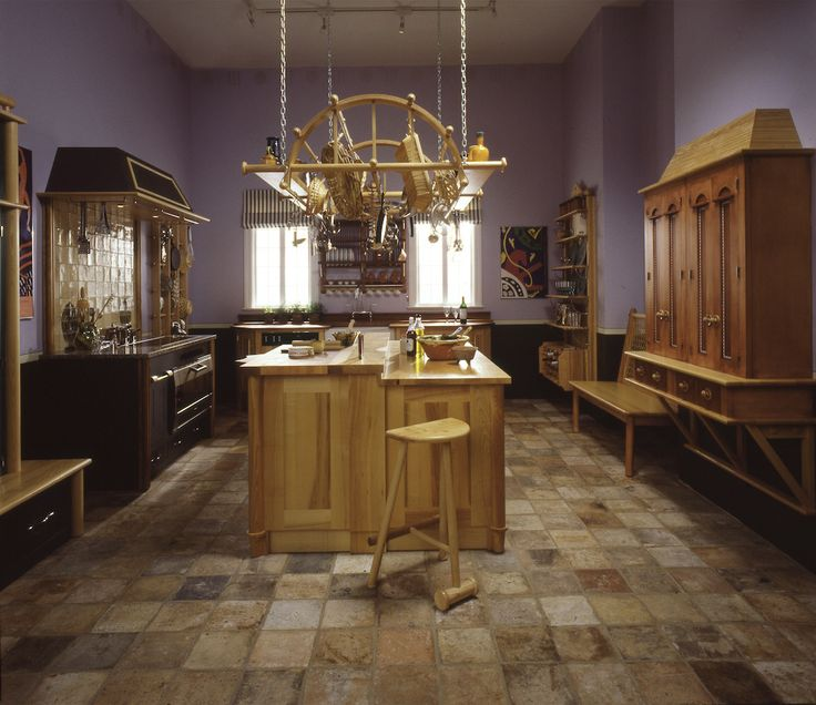 In The 1970s, Smallbone's 'Unfitted' Kitchen Sparked A