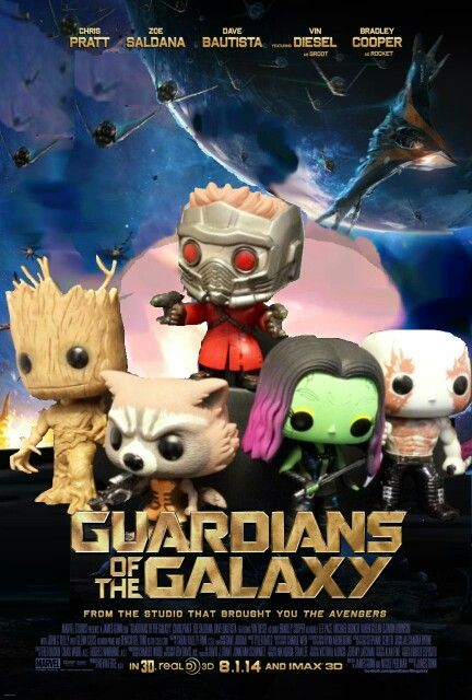 Funko Guardians of the galaxy - NEED WANT NEED OMG NEED ALL OF THESE