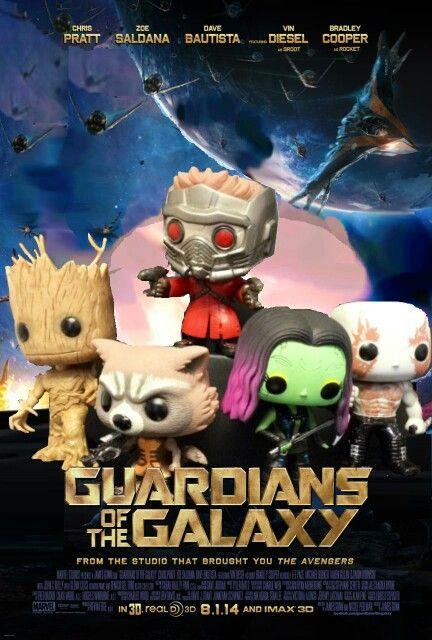 Los Guardianes de la Galaxia / Guardians of the Galaxy