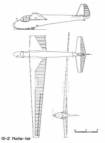 IS-2 Mucha - SAMOLOTY.PL - wszystko o lataniu