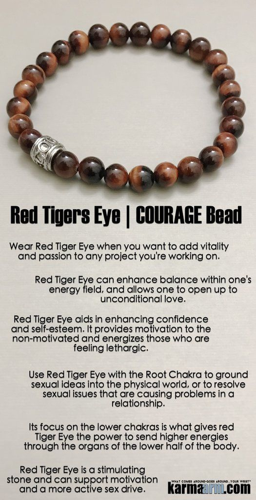 #Red Tigers Eye is a stimulating stone and can support motivation and a more active #sex drive.  ♛ #BEADED #Yoga #BRACELETS #Mens #Good #Luck #womens #Jewelry #Fertility #Eckhart #Tolle #CrystalsEnergy #gifts #Chakra #reiki #Healing #Kundalini #Law #Attraction #LOA #Love #Mantra #Mala #Meditation #prayer #mindfulness #wisdom #CrystalEnergy #Spiritual #Gifts #ValentinesDay #Valentine #Valentines #Mommy #Blog #Tony #Robbins #friendship #Stacks #Lucky