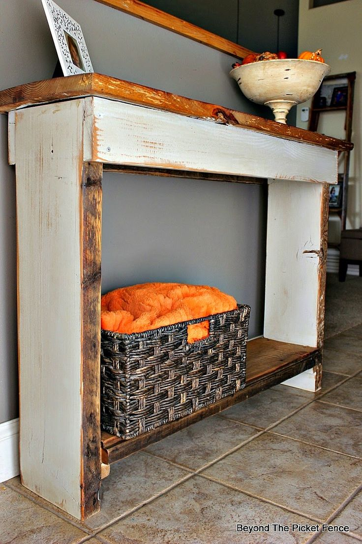 Best 25+ Barn wood furniture ideas on Pinterest | Barn wood decor ...