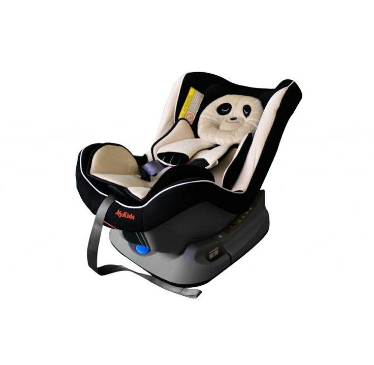Scaun Auto MyKids Panda R4. Un copil nu poate fi transportat intr-o masina, fara a fi pus intr-un scaun auto. Chiar si in plimbarile foarte scurte pana la supermarket, cei mici trebuie sa stea in scaunul auto. Intr-un concediu, o fuga pana la bunici sau plimbarea prin oras, siguranta si confortul copilului sunt cele mai importante aspecte.Scaunele auto MyKids au fost concepute pentru a asigura protectie maxima copilului dumneavoastra, fiind confectionate din materiale de cea mai buna…