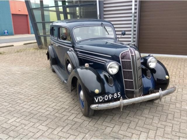 New Car Old Car Dodge Six Series 1936 Dodge New Cars Old Cars