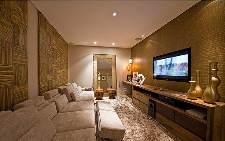 Sala De Tv Com Home Theater ~ sofa para sala de tv grande  Pesquisa Google More