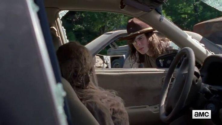 Trailer season 8 was very...  •  •  •  #carnid #rishone #carltwd #chandler #riggs #love #twd #carl #sexy #negan #glenn #maggie #enid #rick #daryl #andrewlincoln #normanreedus #carlgrimes #chandlerriggs