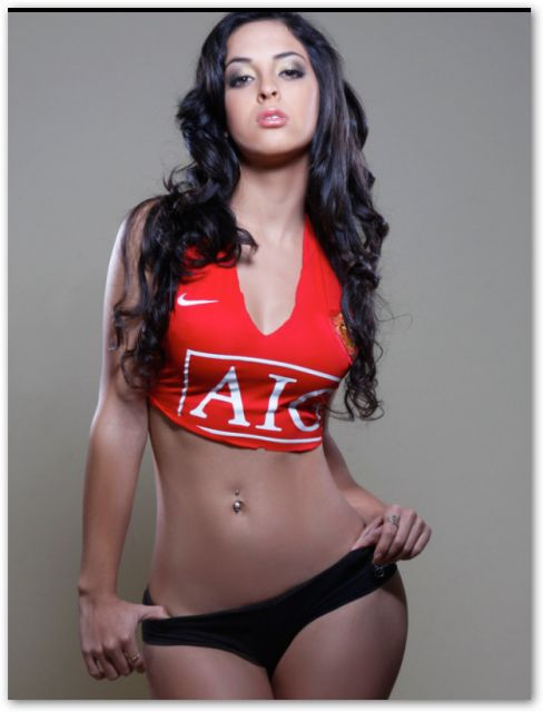 cewek Seksi Manchester United - http://www.3amies.com/cewek-seksi-manchester-united-wallpaper