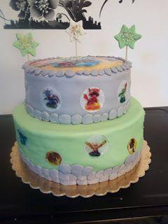 Tort si prajituri Andrea : Tort martipan