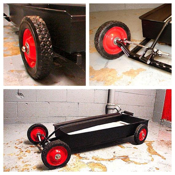 Custom Kids Wagon Hot Rod Wagon 1 Colour Choice by FreddyG on Etsy, $300.00