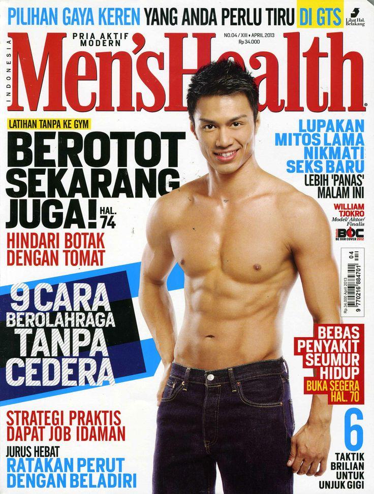 Men's Health Indonesia - April 2013