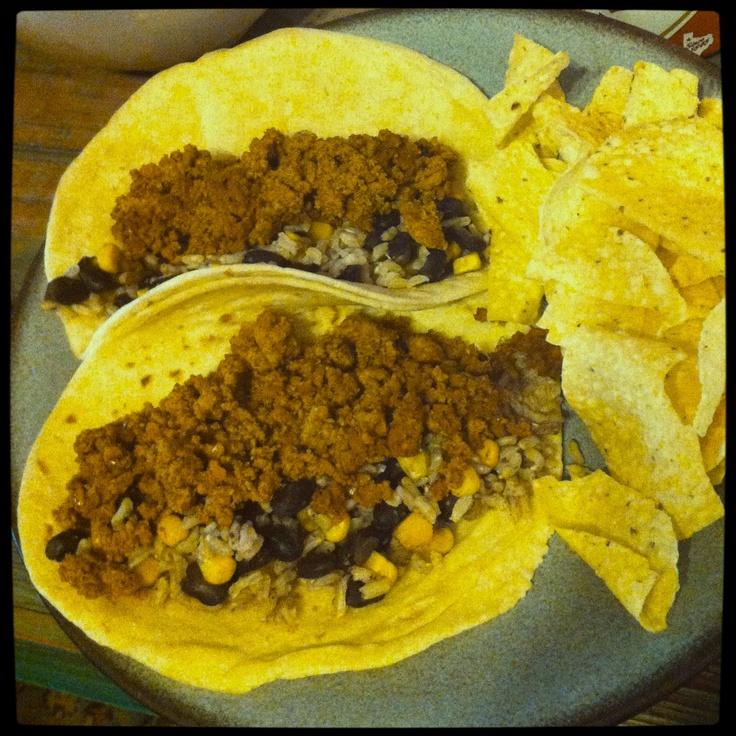 Turkey leftovers, Turkey tacos and Bud on Pinterest