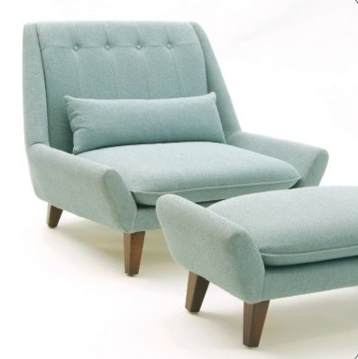 Cool chair and it's one of my favorite colors :) by proteamundi