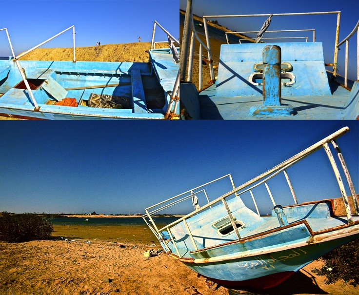 Shipwrecked #Tigadigadou