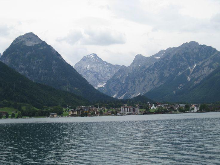Der #Achensee - einfach ein Traum!  http://www.karwendel-achensee.com/de/hotel-am-achensee/gaestestimmen/