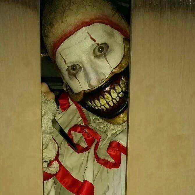 My Twisty the clown costume