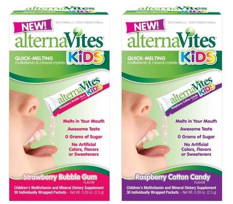 #BackToSchool Guide: #alternaVites Kids can be poured directly on the tongue where it melts in the mouth (like a pixie stick) or mixed into drinks or foods. #kids #vitamins #health