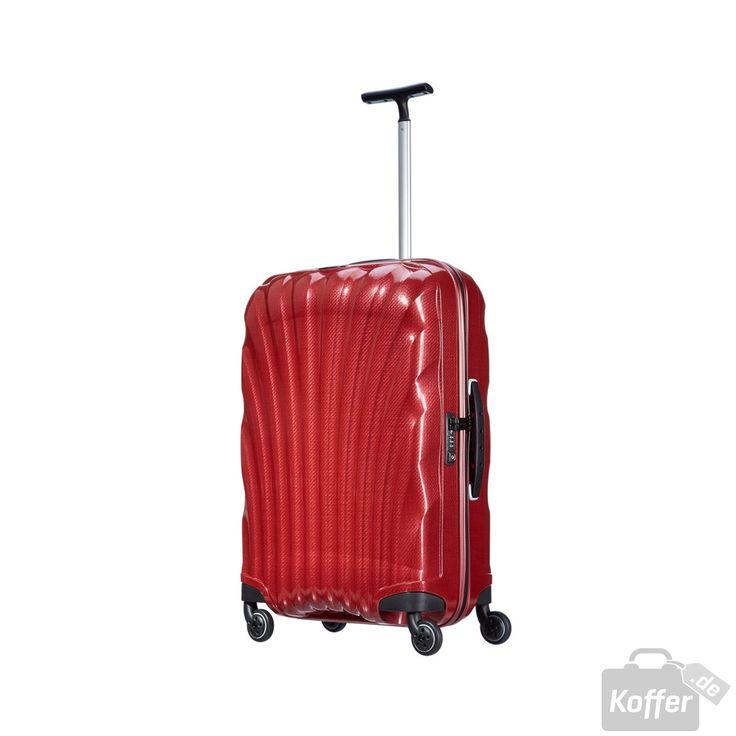 Samsonite Cosmolite Spinner 69/25 FL Red