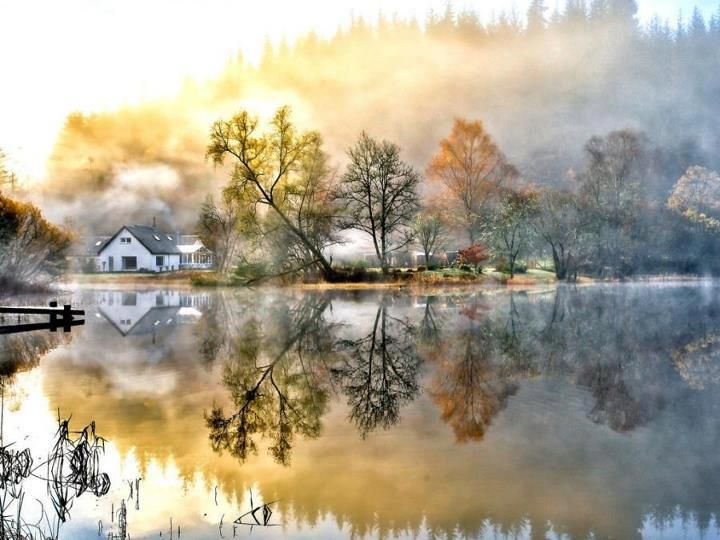 92 best WC cabins on lakes images on Pinterest Water colors - küchenlösungen für kleine küchen