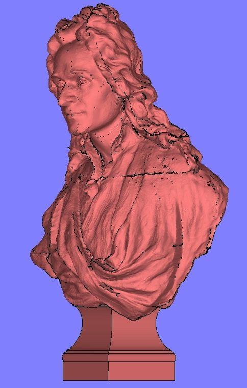 le scan 3D