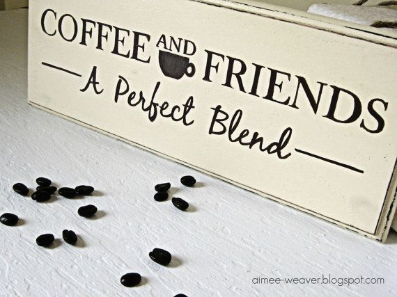 Coffee Blend- will buy or make one of these for my house someday...