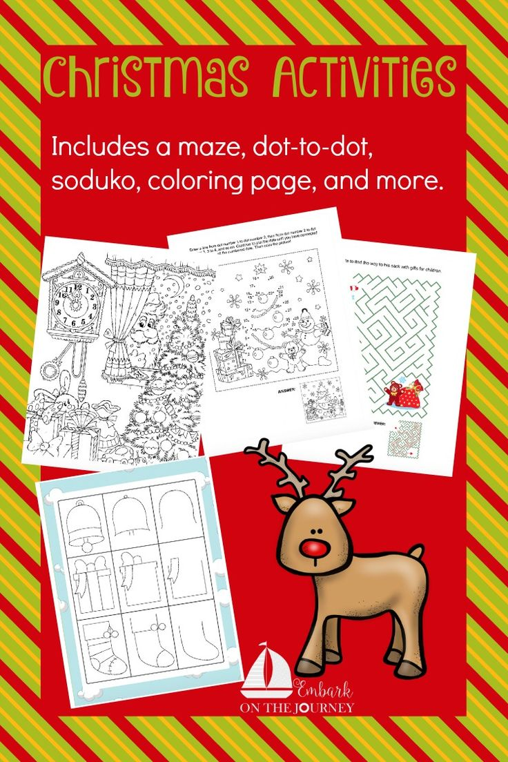 177 best free christmas printables images on pinterest coloring