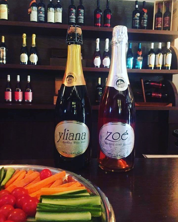 We are celebrating the European Wine Tourism day at Domaine Porto Carras!   Today you have the chance to taste our new wine collection, Ylianna and Zoes!