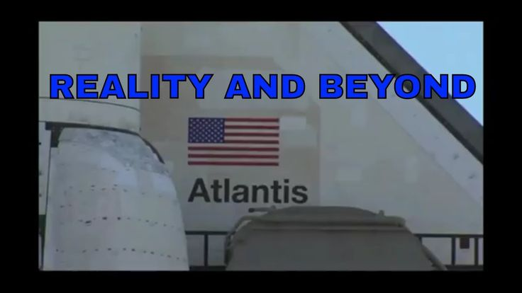 SPACE SHUTTLE TAKE OFF STS-1 ATLANTIS IN 4-K ULTRA
