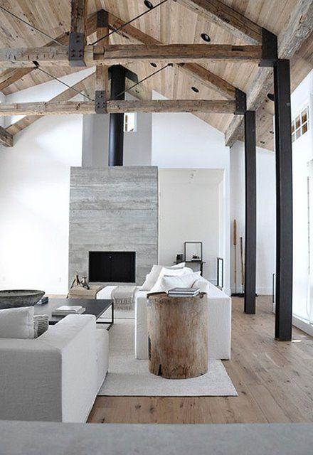 Fancy - comfortable nordic living room #nordic #interior