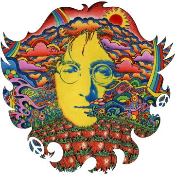 Lennon in the Sky with Diamonds