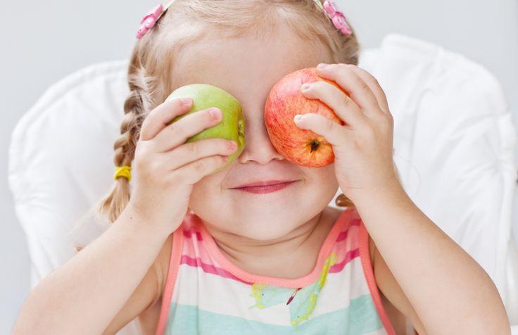 Συμβουλές σωστής διατροφής για γερά παιδιά (1-5 χρονών)